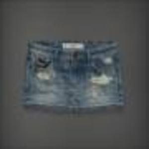 Продаётся джинсовая юбка марки Abercrombie