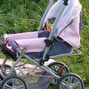 Продам прогулочную коляску для девочки фирмы Everflo